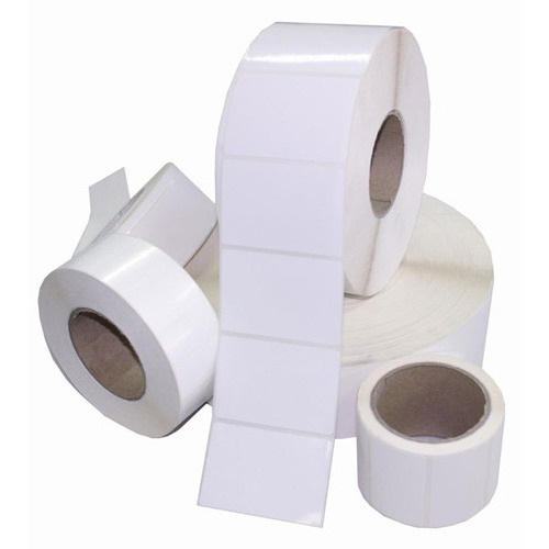 View 40x15 Removable Direct Thermal Labels - 5 Rolls