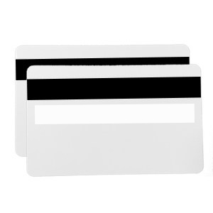 View 500 x 0.76mm White Card with Signature Panel & HiCo