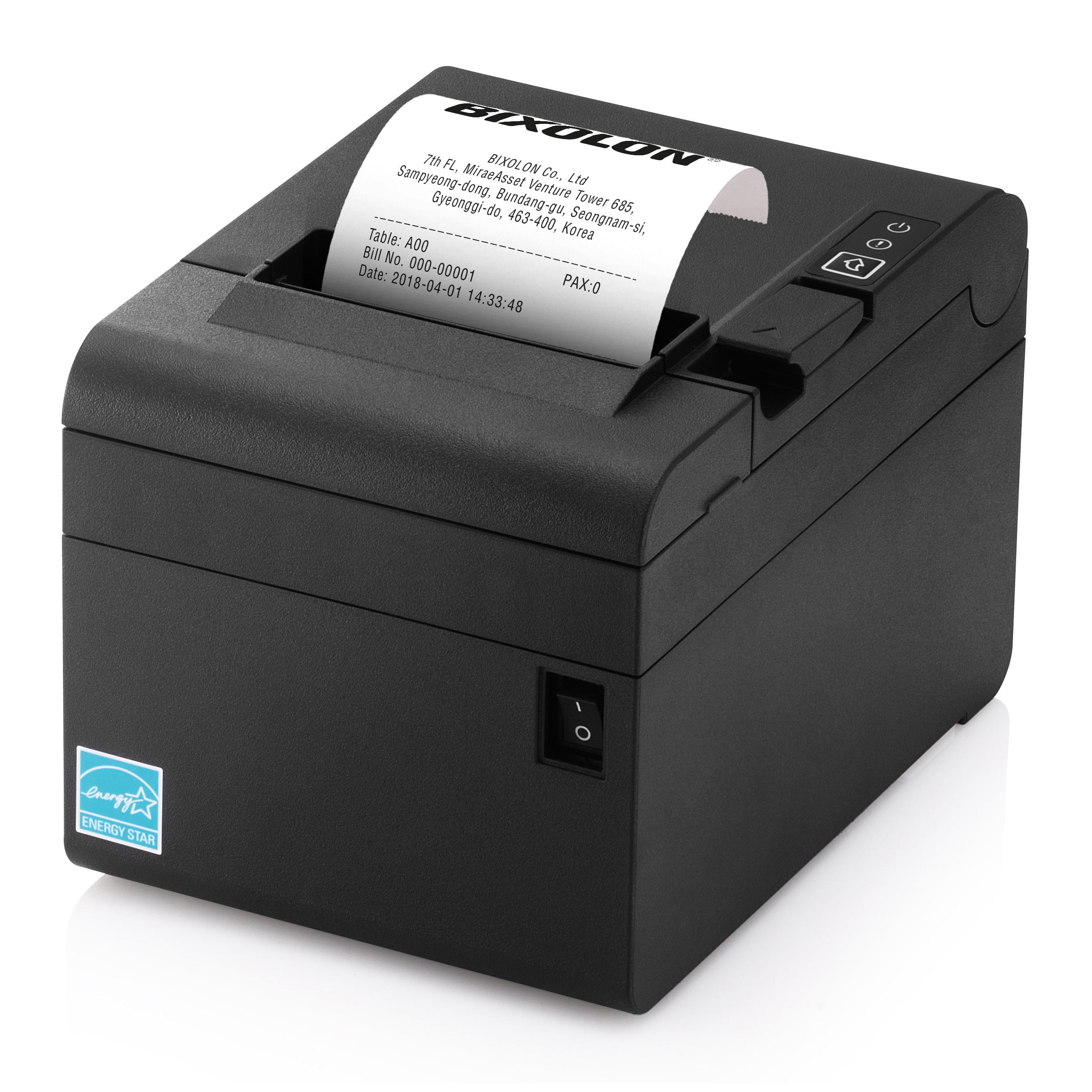 View Bixolon SRP-E300 Thermal Receipt Printer USB+Serial+Ethernet