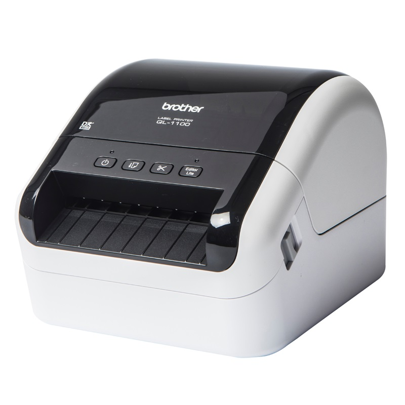 View Brother QL-1100 Label Printer with USB Interface