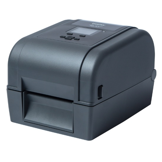 View Brother TD-4750 300dpi Thermal Transfer Label Printer with USB, Ethernet, Wifi & Bluetooth Interfaces
