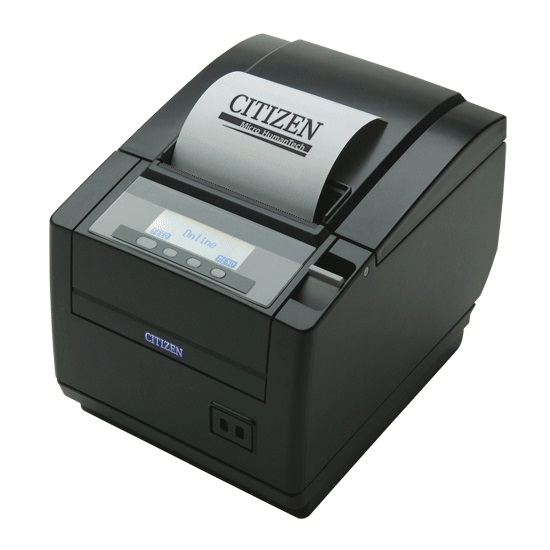 View Citizen Ct-S801II Thermal Receipt Printer