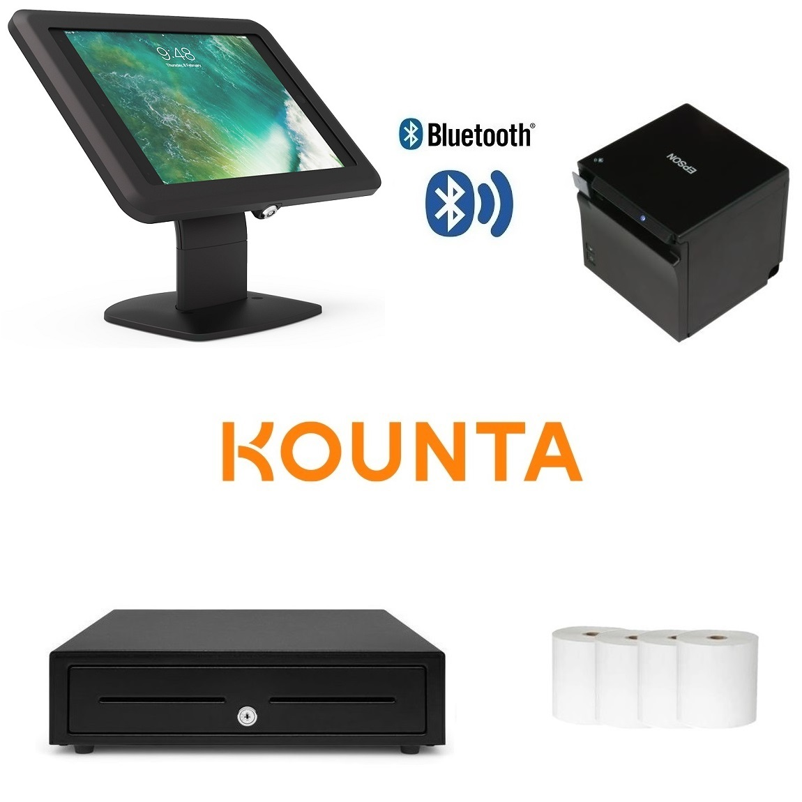 View Kounta POS Hardware Bundle #3
