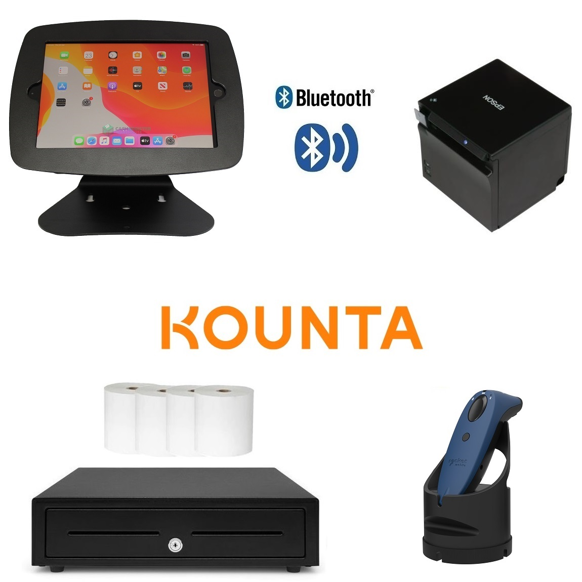 View Kounta POS Hardware Bundle #4
