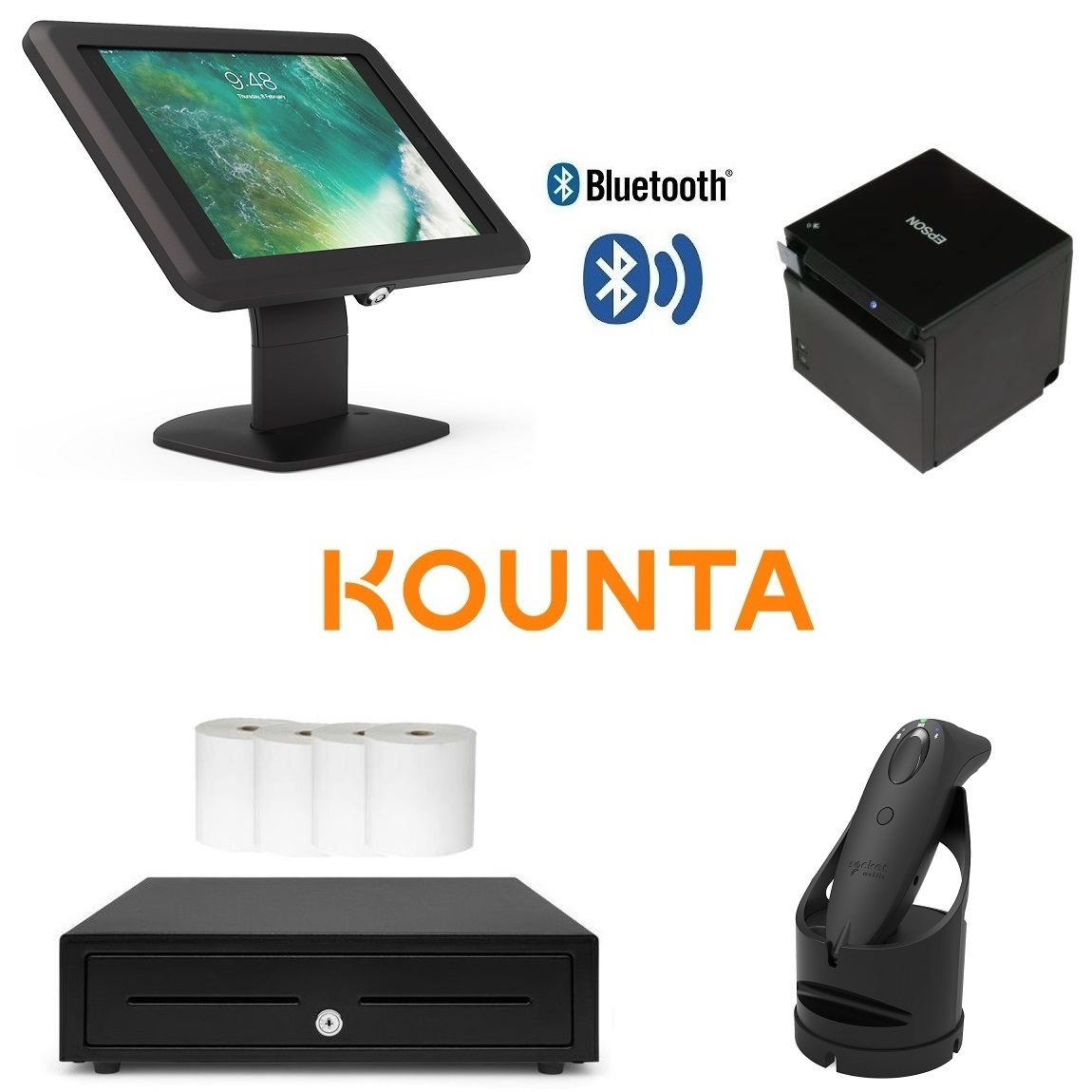 View Kounta POS Hardware Bundle #5