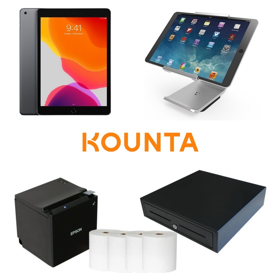 View Kounta iPad Hardware Bundle #6