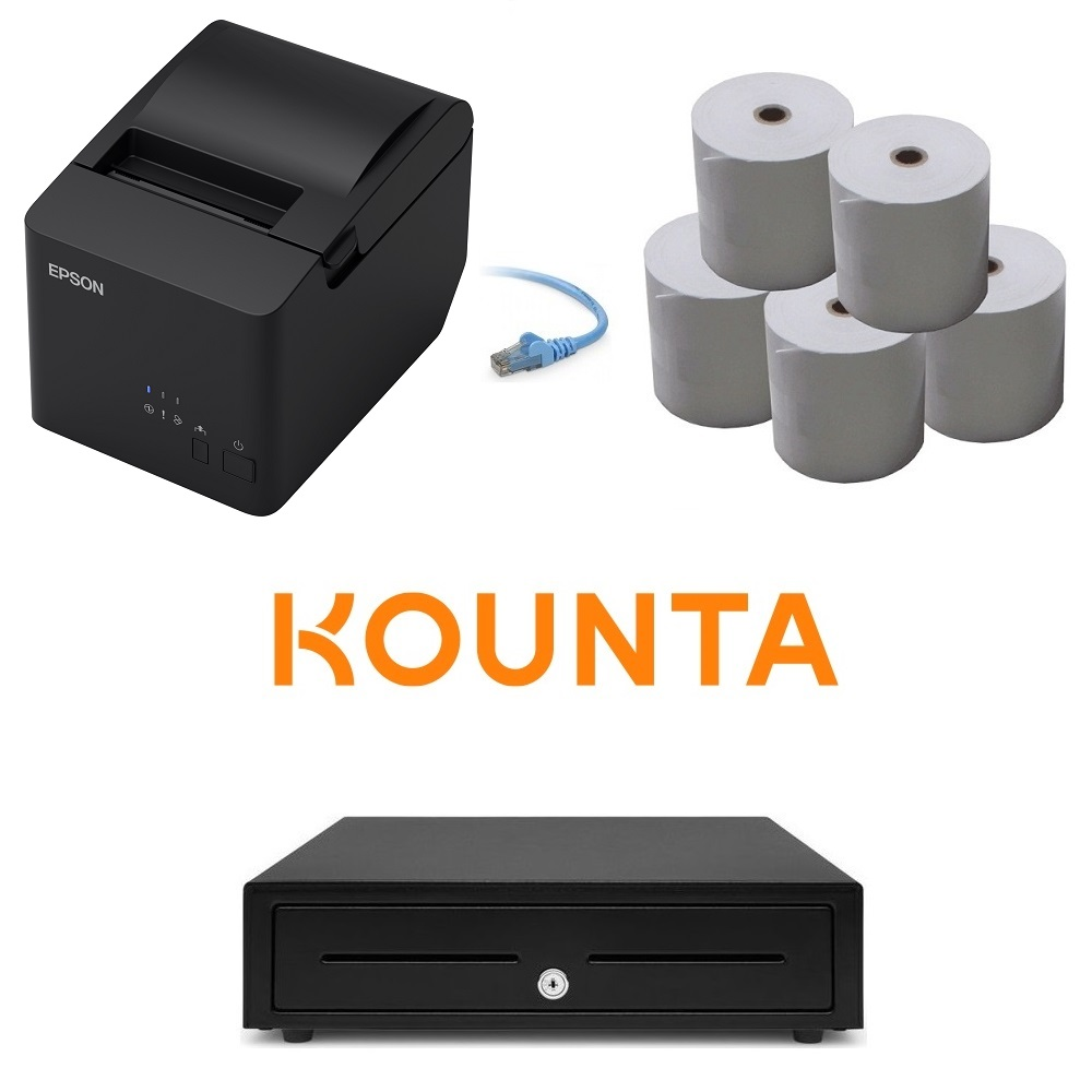 View Kounta iPad Hardware Bundle #7