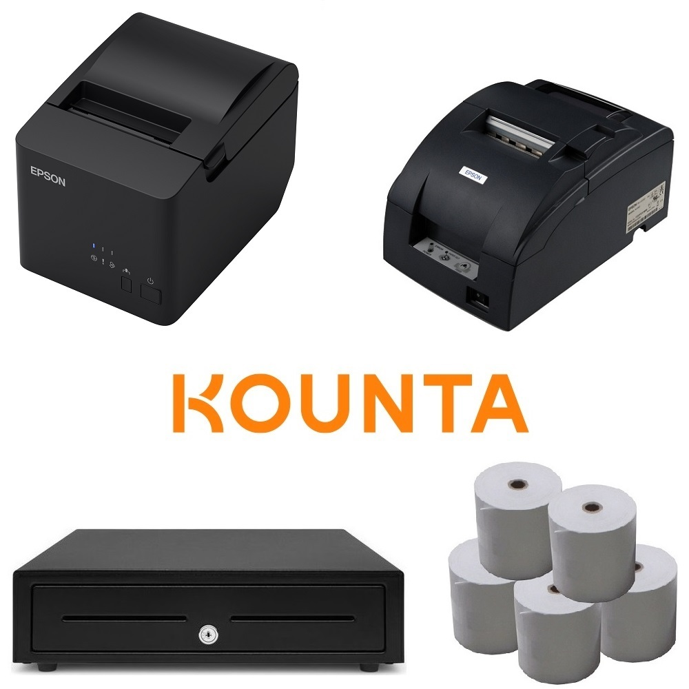 View Kounta iPad Hardware Bundle #8