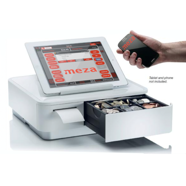 View Meza iPad POS Software - Free Trial