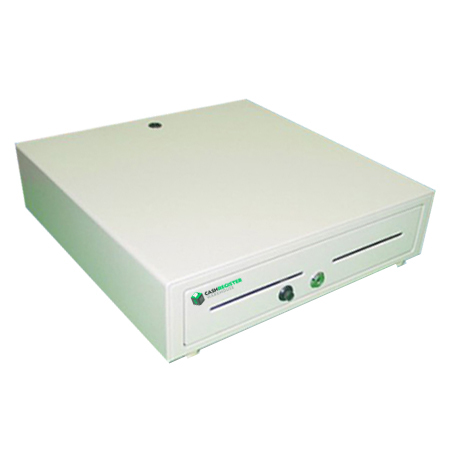 View Norwood 109 Manual Cash Drawer Ivory