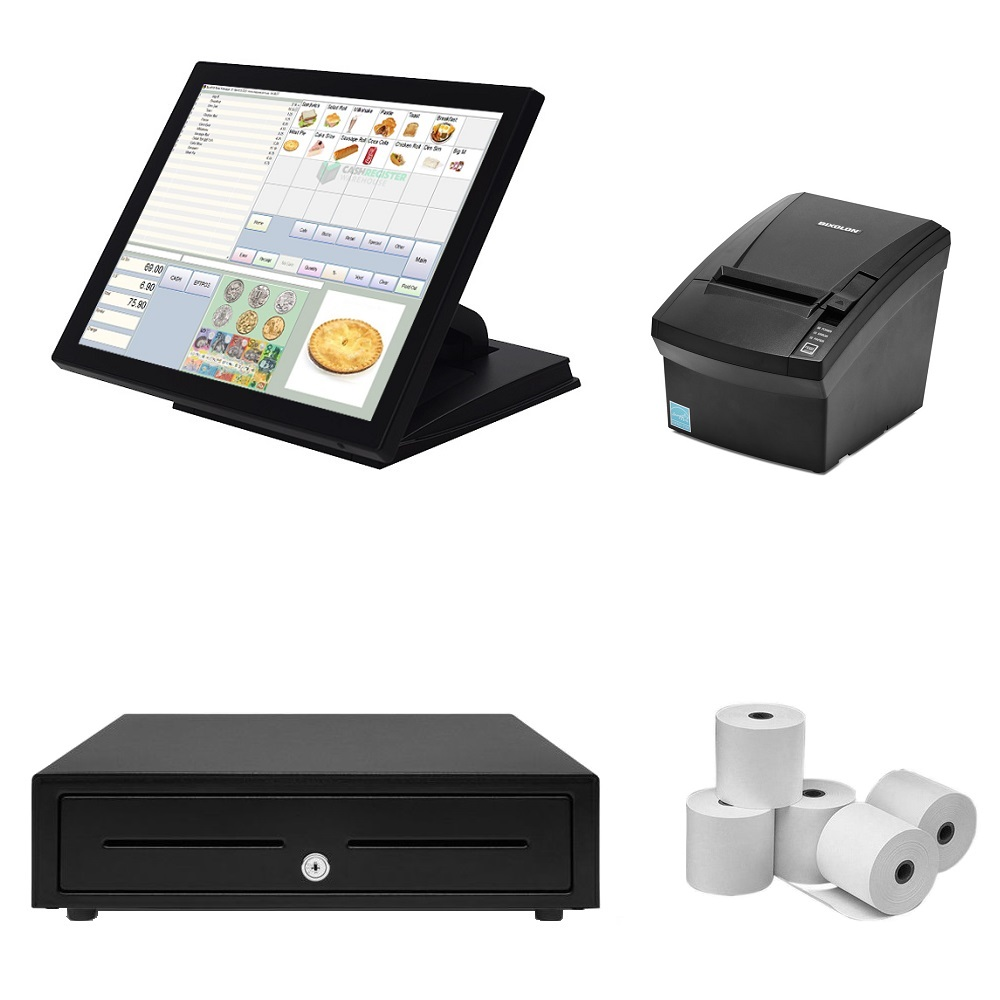 View NeoPOS NP1652 Touch Screen POS Bundle