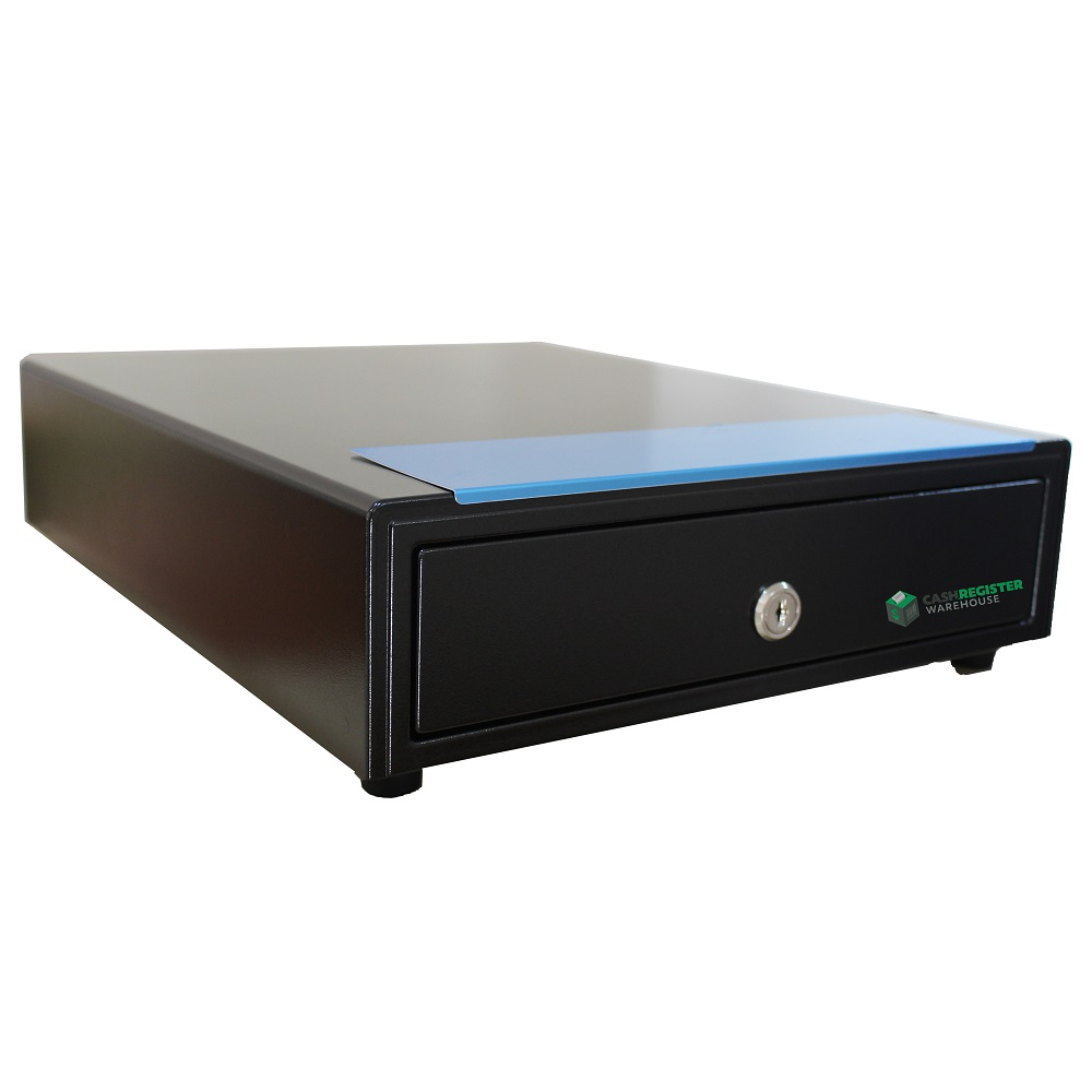 View Norwood 121m Manual Cash Drawer Black
