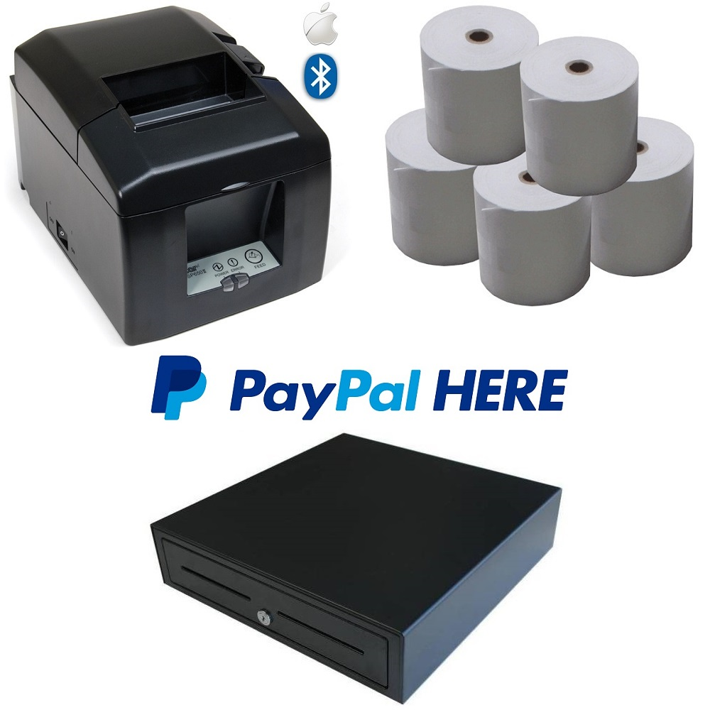 View PayPal Here POS Hardware Bundle #2