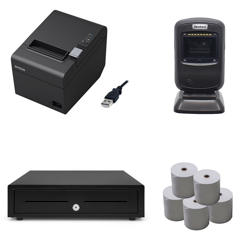 View Retail POS Hardware Bundle #4
