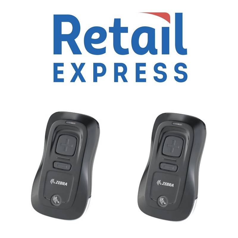 View Retail Express Zebra CS-3070 Stocktake Scanner Promo