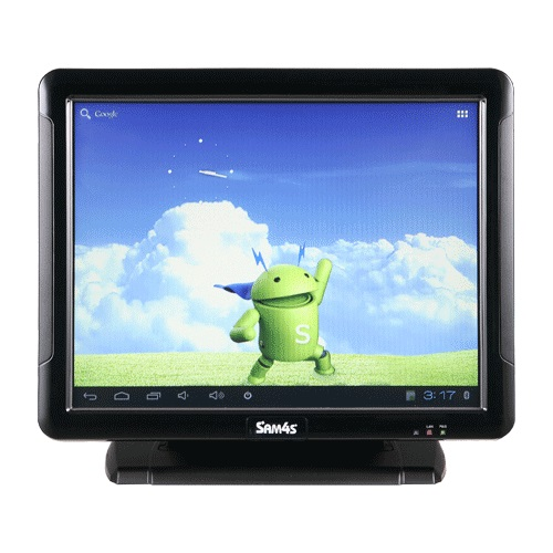 "View Sam4s SAP-4800 15"" Android Touch System with Wifi"