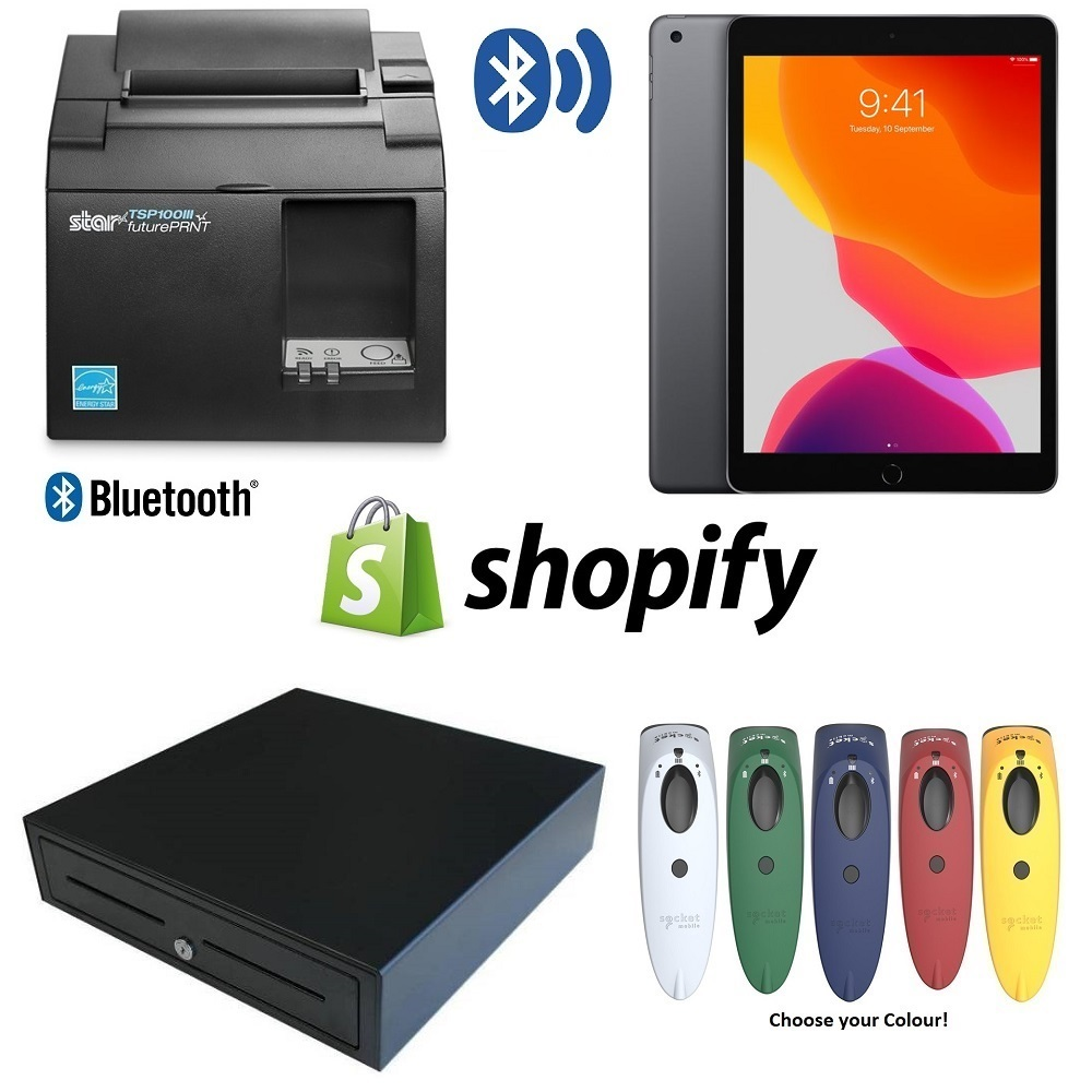 View Shopify POS Hardware Bundle #10
