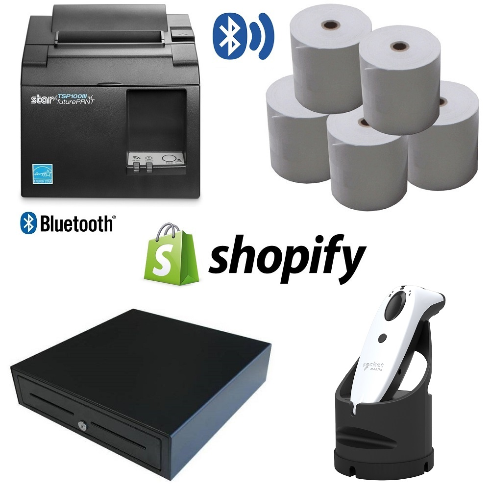 View Shopify POS Hardware Bundle #11