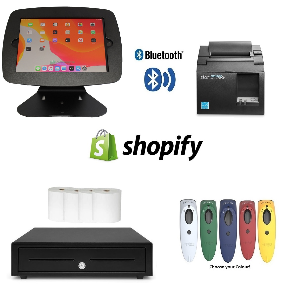 View Shopify POS Hardware Bundle #12