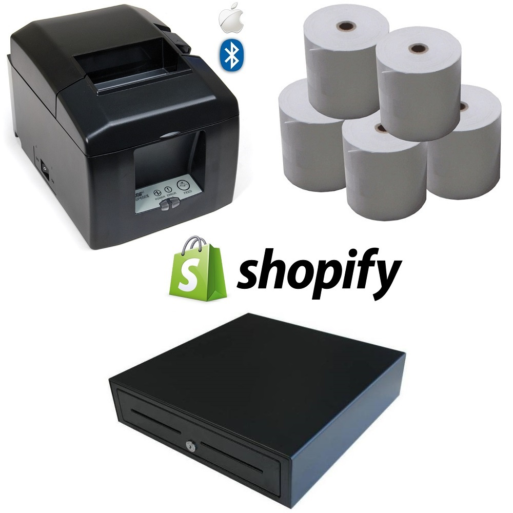 View Shopify POS Hardware Bundle #2