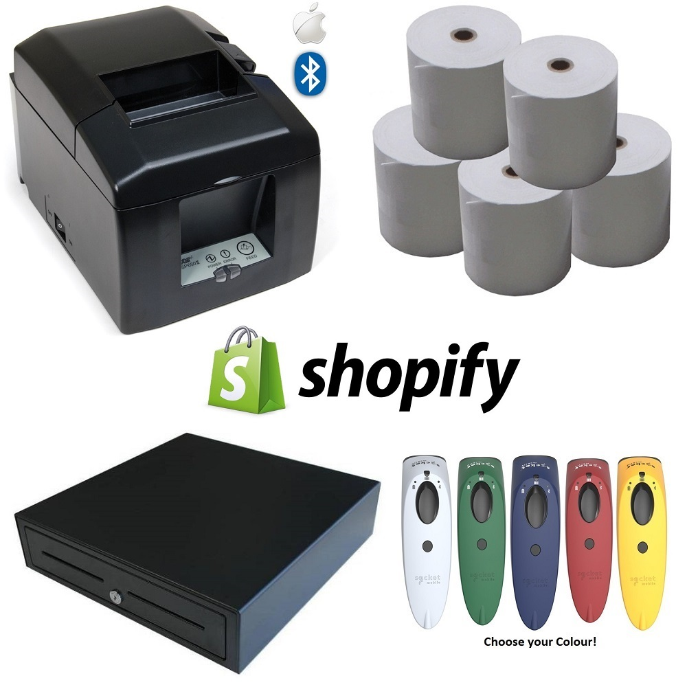 View Shopify Pos Hardware Bundle #4