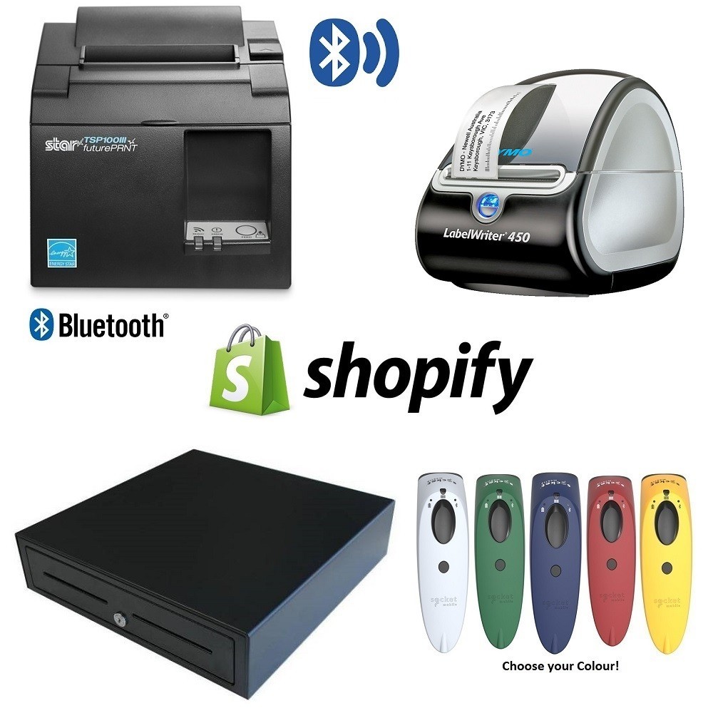 View Shopify POS Hardware Bundle #9