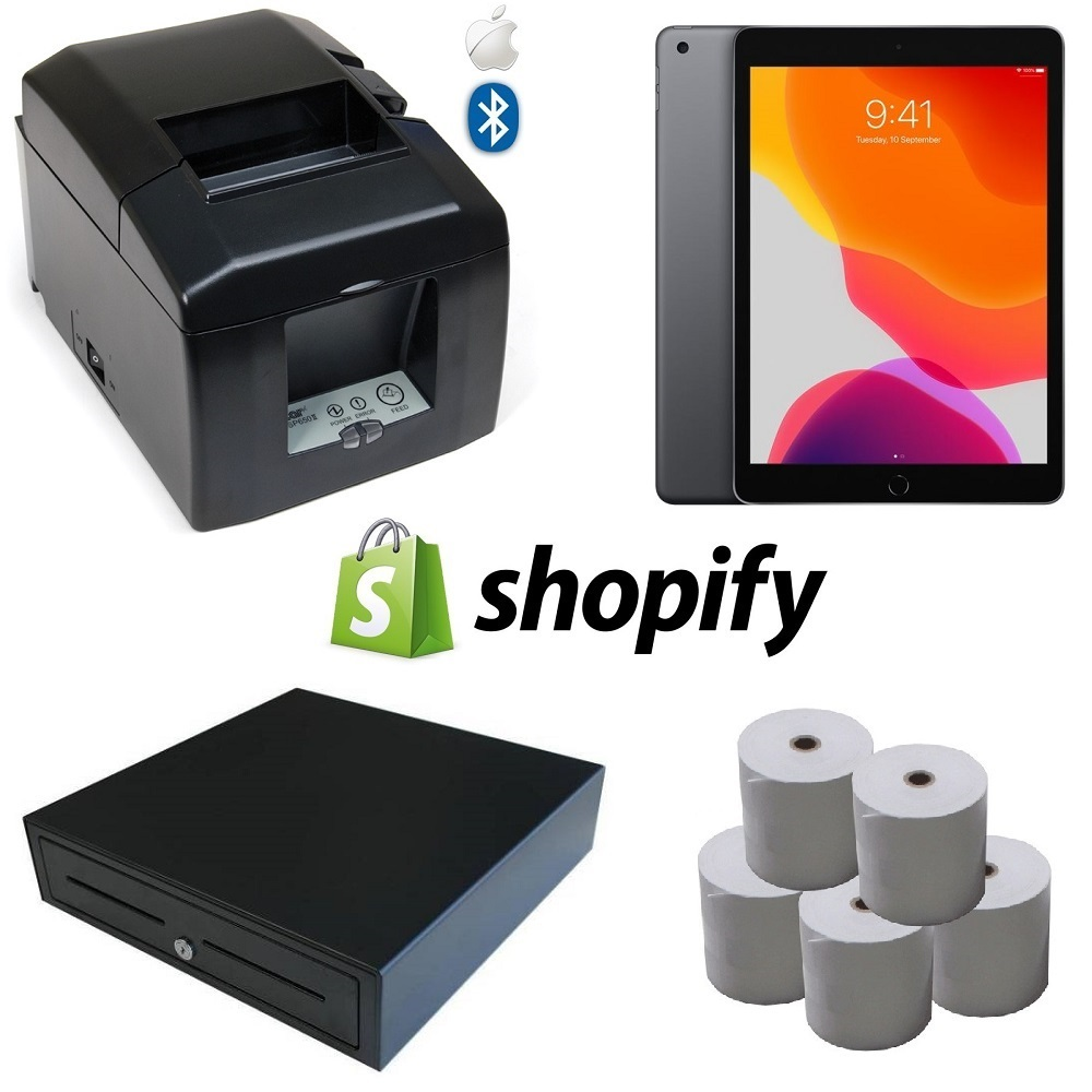 View Shopify POS Hardware Bundle #5