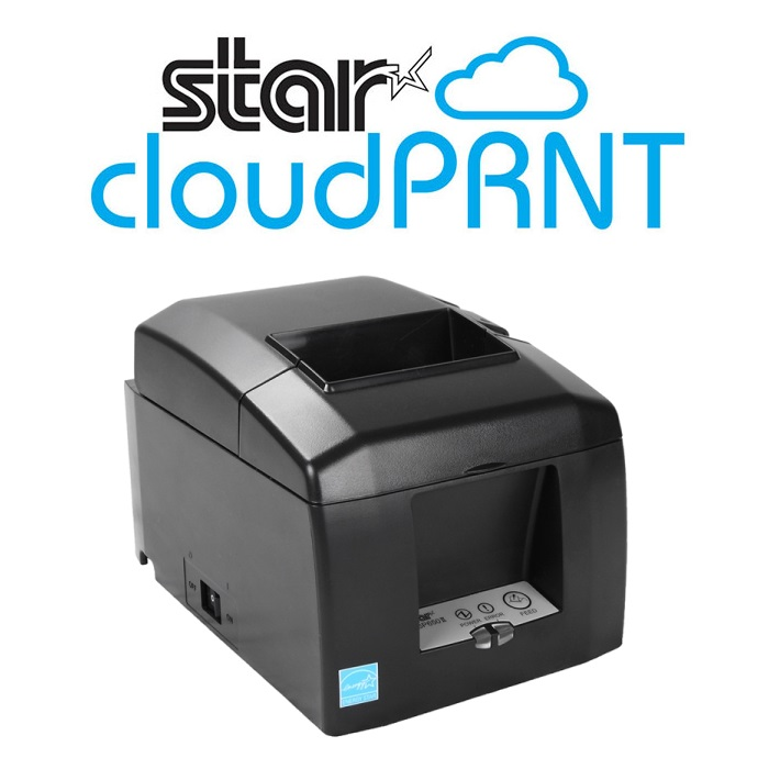 View Star TSP654II (CloudPRNT) Thermal Receipt Printer