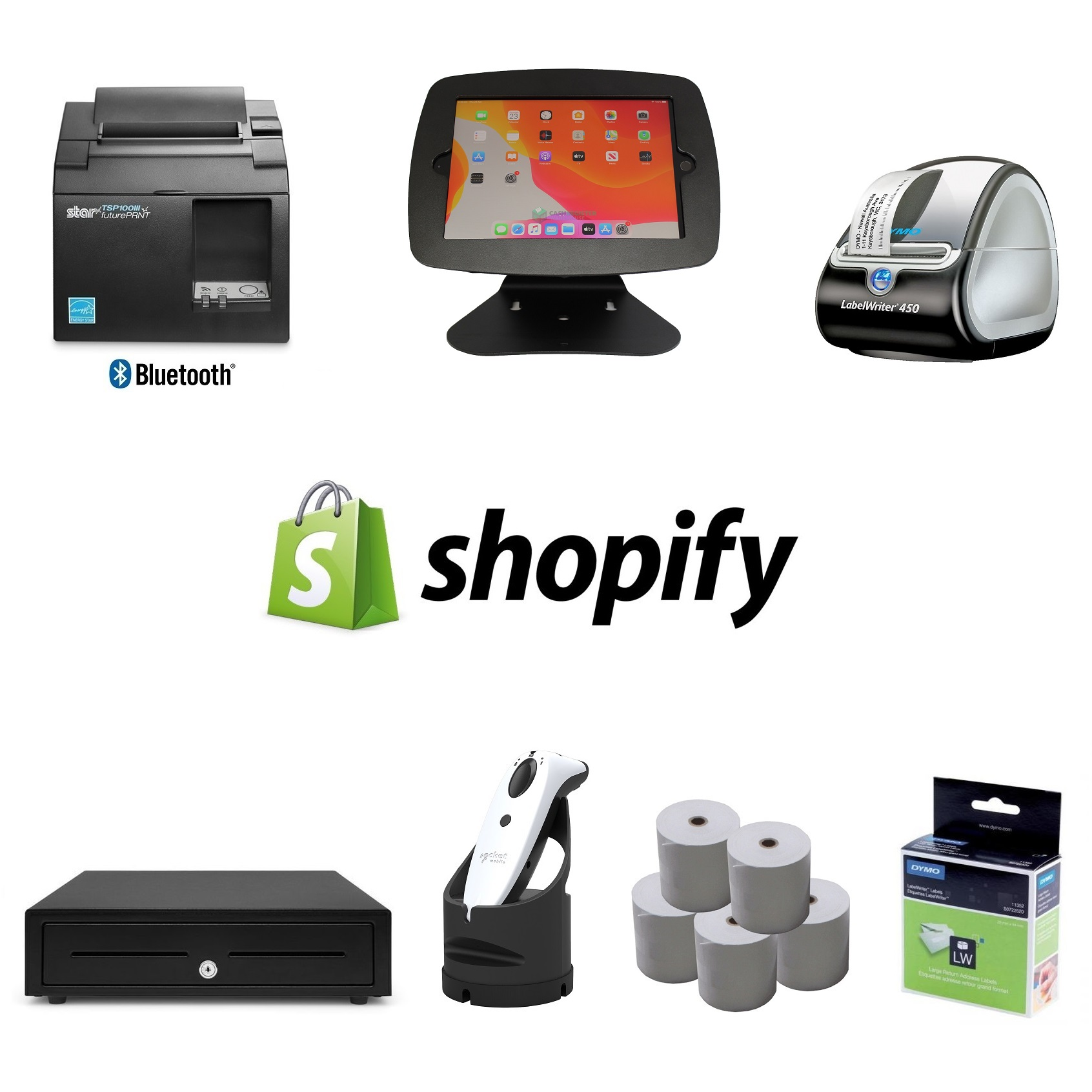 View Shopify POS Hardware Bundle #13