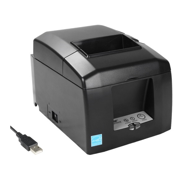 View Star TSP654II USB Thermal Receipt Printer