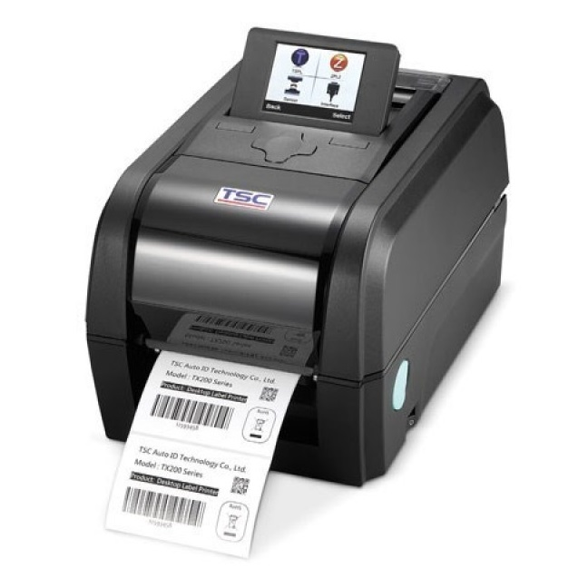 View TSC TX-200 Barcode & Label Printer