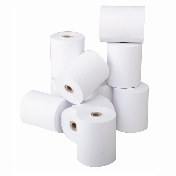 View 57x35 Thermal Eftpos Rolls - 20 Rolls